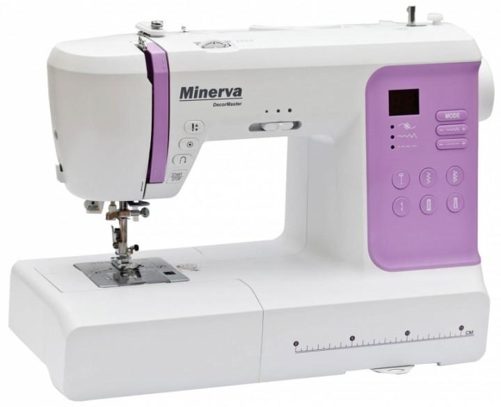 Швейная машина компьютеризированная MINERVA DecorMaster