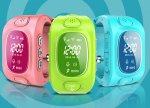 Детские часы-телефон с GPS-трекером, LBS и WI-FI Wonlex Smart Baby Watch GW300 — фото 1 / 13