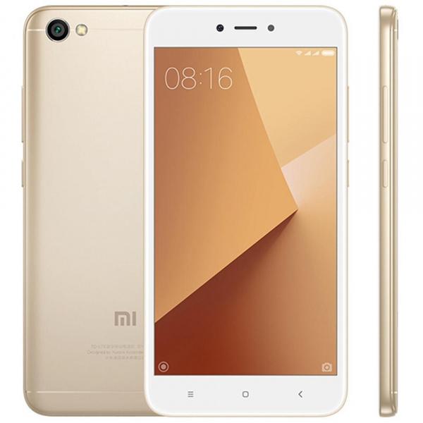 ec590176f9b5a Смартфон Xiaomi Redmi Note 5A LTE 2/16Gb Gold в Красноярске - купить ...