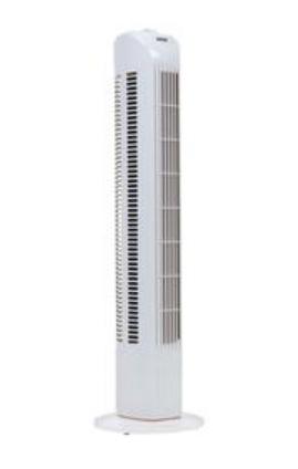 Вентилятор Mystery MSF-2432 White