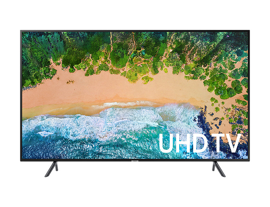Smart-TV-телевизор 40 дюймов с Wi-Fi Samsung UE40NU7100U
