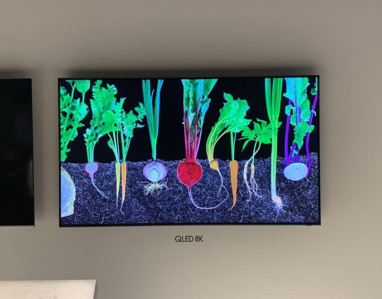 Samsung на выставке CES 2019