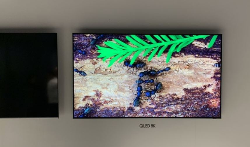 QLED-телевизоры Samsung 2019