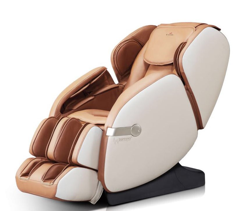 Массажное кресло Casada BetaSonic 2 Braintronics