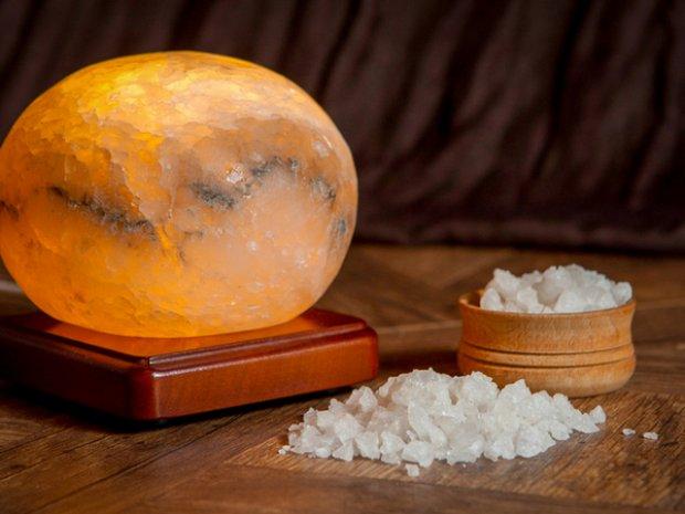 Эффект солевой пещеры