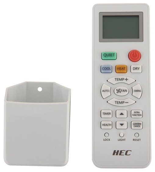 Кондиционер HEC 07 HTD 03/R2