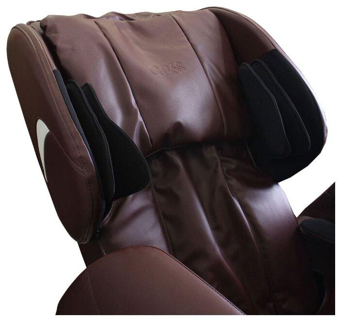 Кресло Gess Optimus Brown купить