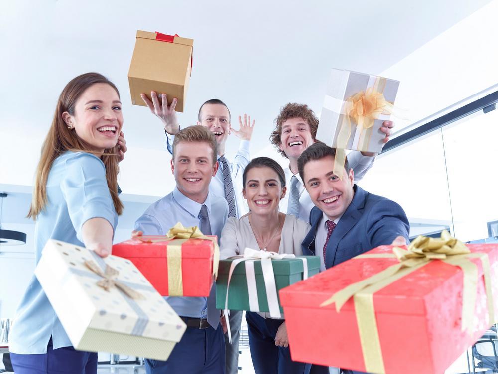 Подарки для НАЧАЛЬНИКА и СОРУДНИКОВ