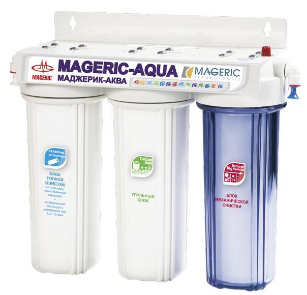 Фотографии фильтра для воды Маджерик-Аква